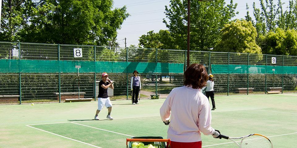 MSS金岡公園テニススクール